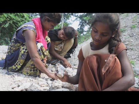 The Dark Side Of The Cosmetics Industry: Child Labour Used To Mine Mica In India