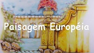 Adilson G Amaral – Paisagem Européia