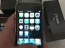 iPhone 3G AT&T Pre-Release Video Recorded Using BlackBerry Curve 8300 OS 4.5
