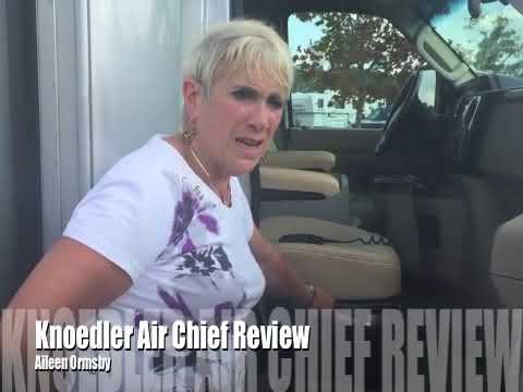 Seat Specialists - Customer Testimonial - Knoedler Air Chief