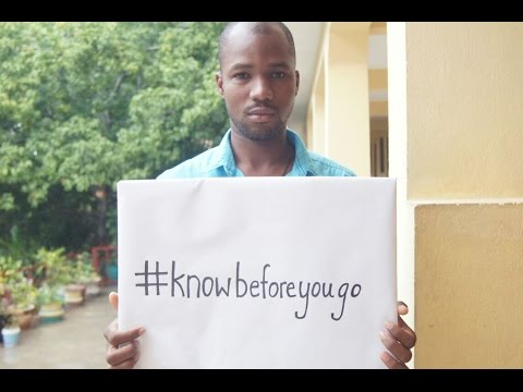 #KnowBeforeYouGo (Dear Volunteers and Missionaries)