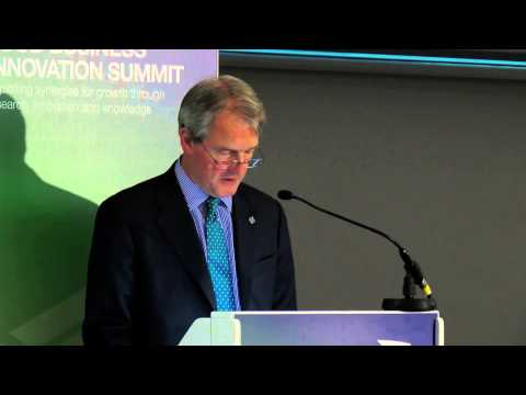 Owen Patterson MP At The First UK-Ireland Food Business Innovation Summit