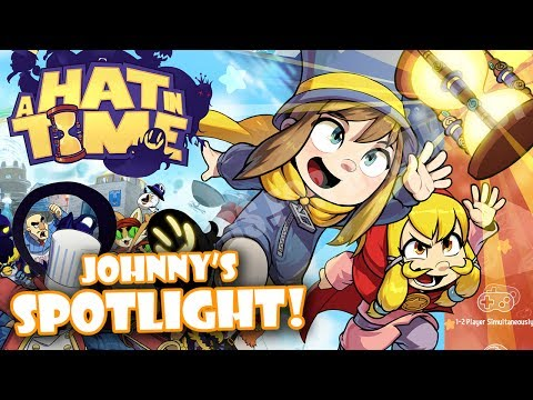 Johnny's SPOTLIGHT! - A Hat in Time (Beta Build)