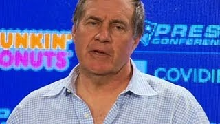 "Bill Belichick: Talib hit ""one of the worst plays I"