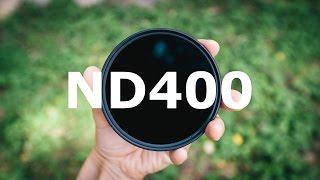 ND Filter 400 Field Test kenko ケンコー NDフィルター400 買ってみました 使ってみました 使用テスト