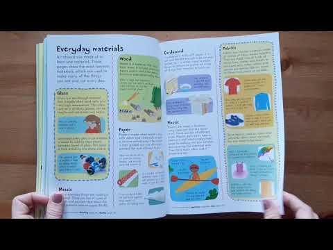 Junior Illustrated Science Dictionary   Usborne