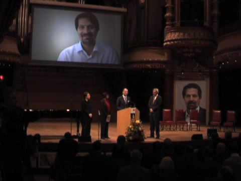 emad baghi - human rights activist -martin ennals awards 2009