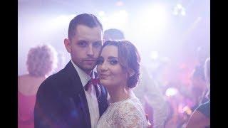 Skrót ślubny 🎥 Teledysk ślubny 🎬 Sandra & Adrian  ❤️   Masters 🎤
