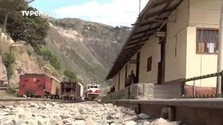 Tren Macho, ruta de Huancayo a Huancavelica