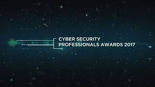 Cyber Security Professionals Awards 2017 thumbnail