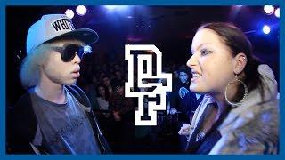 VILLUN VS DEKAY Don't Flop Rap Battle