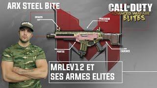 MrLEV12 et son arsenal élite : ARX Steel Bite (EN LIVE)