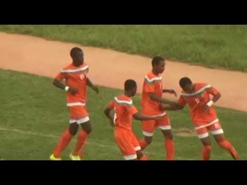 2eme MATCH AMICAL NIGER U17 - CAMEROUN U17