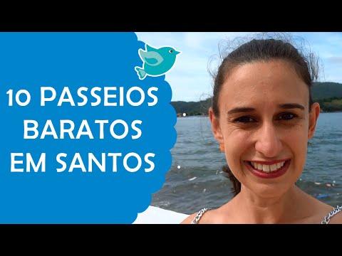 10 Passeios Baratos Em Santos | FeRabaglio
