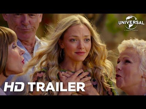 Mamma Mia! Here We Go Again | Final Trailer | Elokuvateattereissa 20.7.