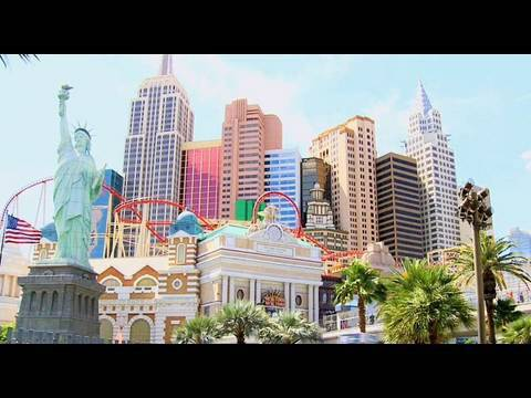 New York-New York Hotel & Casino - Las Vegas - On Voyage.tv