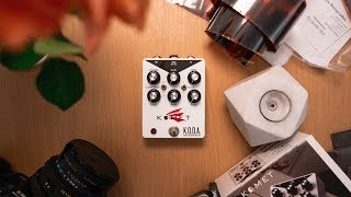 Komet™ Amplification THE KODA: HUGE amp in a box!
