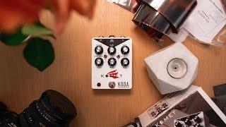 Komet™ Amplification THE KODA: HUGE amp in a box!