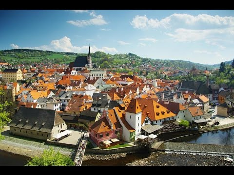 Beautiful cities of the Czech Republic  - TRAVEL GUIDE