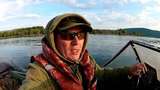 Рыбалка на реке Лена открытие лодочного сезона