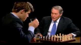 Charlie Rose  Magnus Carlsen