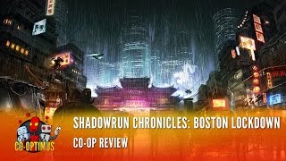 Shadowrun Chronicles: Boston Lockdown Co-Op Review