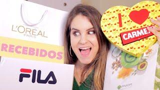 RECEBIDOS dos bons! #VEDA 17 | Sara Ferreira