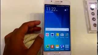 hands on samsung galaxy a8 indonesia