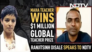 A primary school teacher from india was on thursday named the winner of usd 1-million annual global prize 2020 in recognition his efforts to p...