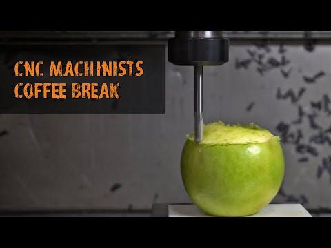 CNC Machinist's Coffee Break