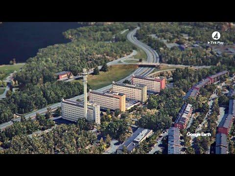 Här byggs Big Brother-huset 2020 - i Farsta Stockholm (TV4 Play)