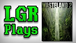 LGR Plays - Wasteland 2