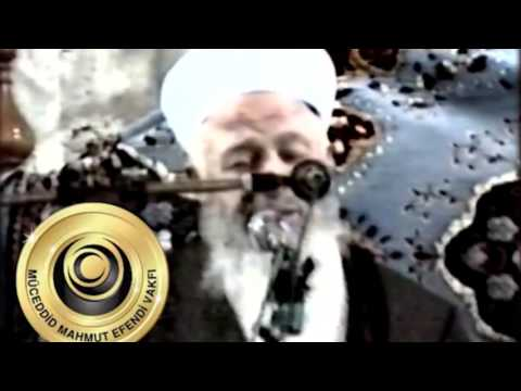 Büyük Nakşi Şeyhi Mahmud Efendi Hazretleri'nin 1996 Senesinde Verdiği Sohbet ve Yaptığı Dua indir