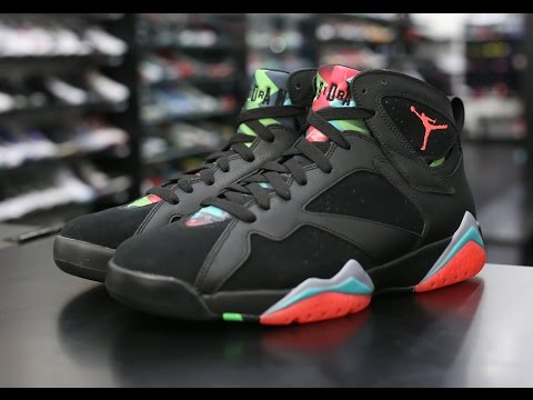 competitive price be588 d7c61 How I Lace Jordan 7 s