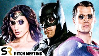 Ultimate DCEU Pitch Meeting Compilation (In Order Of Release)