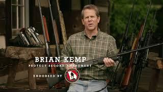 Brian Kemp's Badass Georgia Governor Campaign Ad