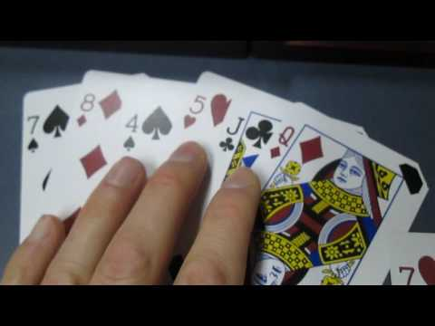 How To Play Cribbage Card Game