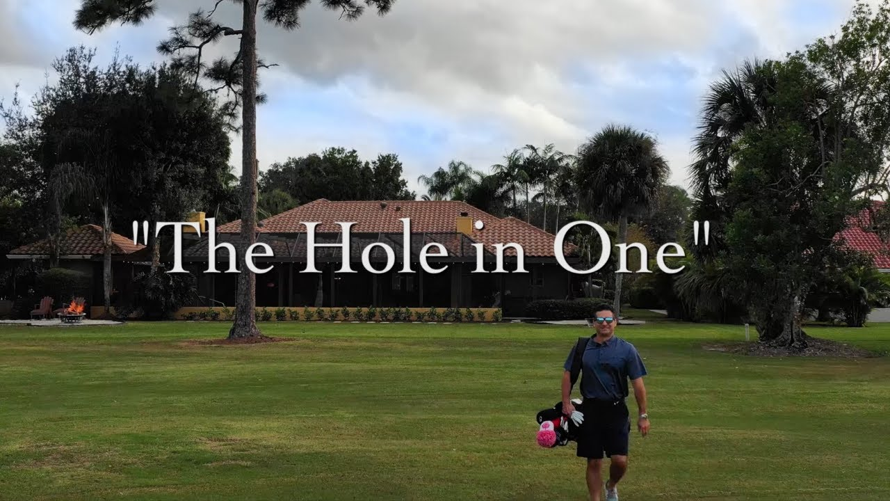 The Hole In One  - PGA Beauty