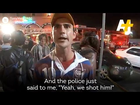 Australian Man Sums Up Anger Over Police Brutality In America