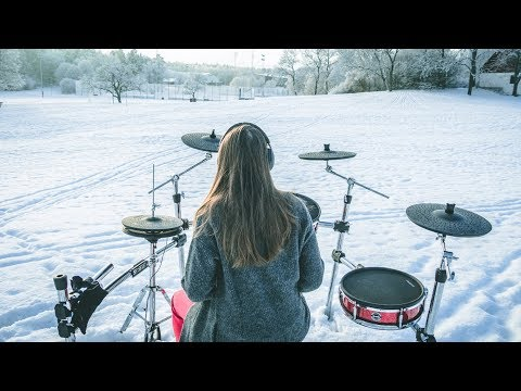 Alan Walker - Lost Control - Drum Film Cover  By TheKays
