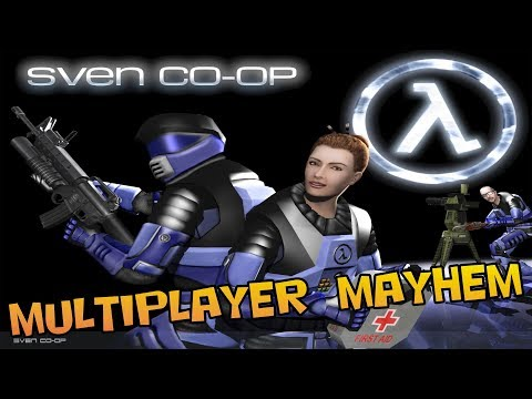 Half-Life Multiplayer - 32 Player SVEN Co-Op