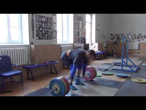 Rigert Vladislav - interesting clean 200 kg