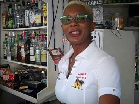 Best Fish cakes in Barbados are at Oasis Beach Bar- Barbados Beach bar