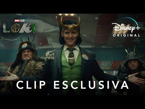 Marvel Studios' Loki   Clip Esclusiva I Disney+