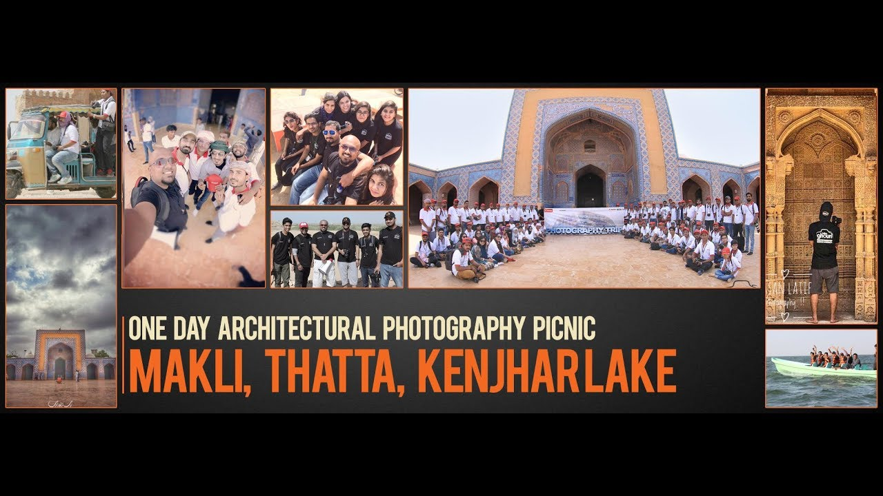Photography Excursion to BANBHORE, MAKLI, THATTA and KENJHAR LAKE