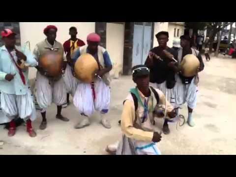 Fulani Music:  Abda Wone [Dakar, Senegal]