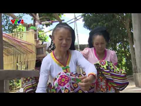 Colour of Ethnic Cultures - Thai people in Quy Hop