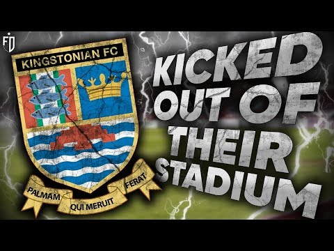 Kingstonian FC: The Club Who Lost Their Home! | #NonLeagueVlogs
