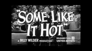 "●{Marilyn Monroe & Matty Malneck}● ♫♭♪ ""Some Like It Hot"" ♫♭♪"