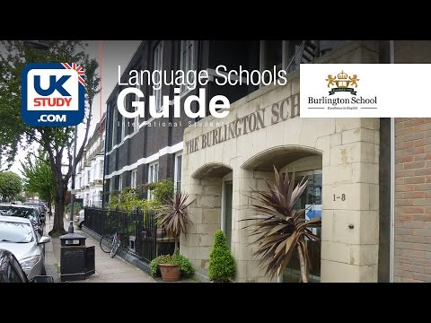 The Burlington School of English - London